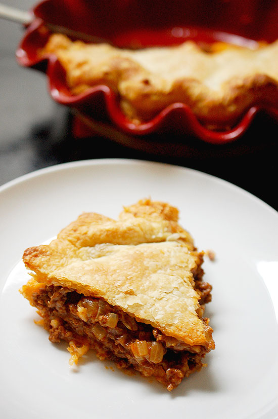 Australian Meat Pie Eva Bakes